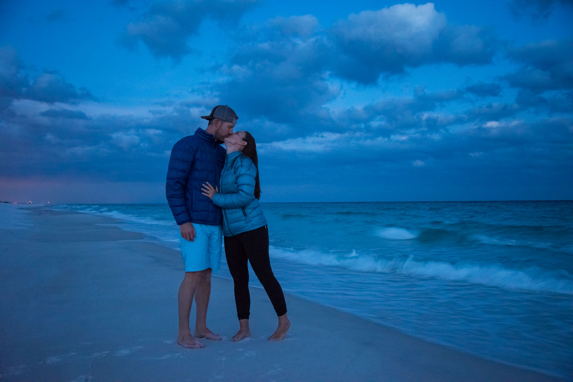 Gulf Islands National Seashore - Santa Rosa Island Blue Hour