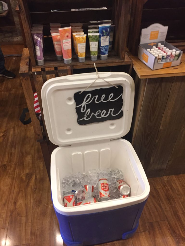 Free Beer in Fredericksburg!