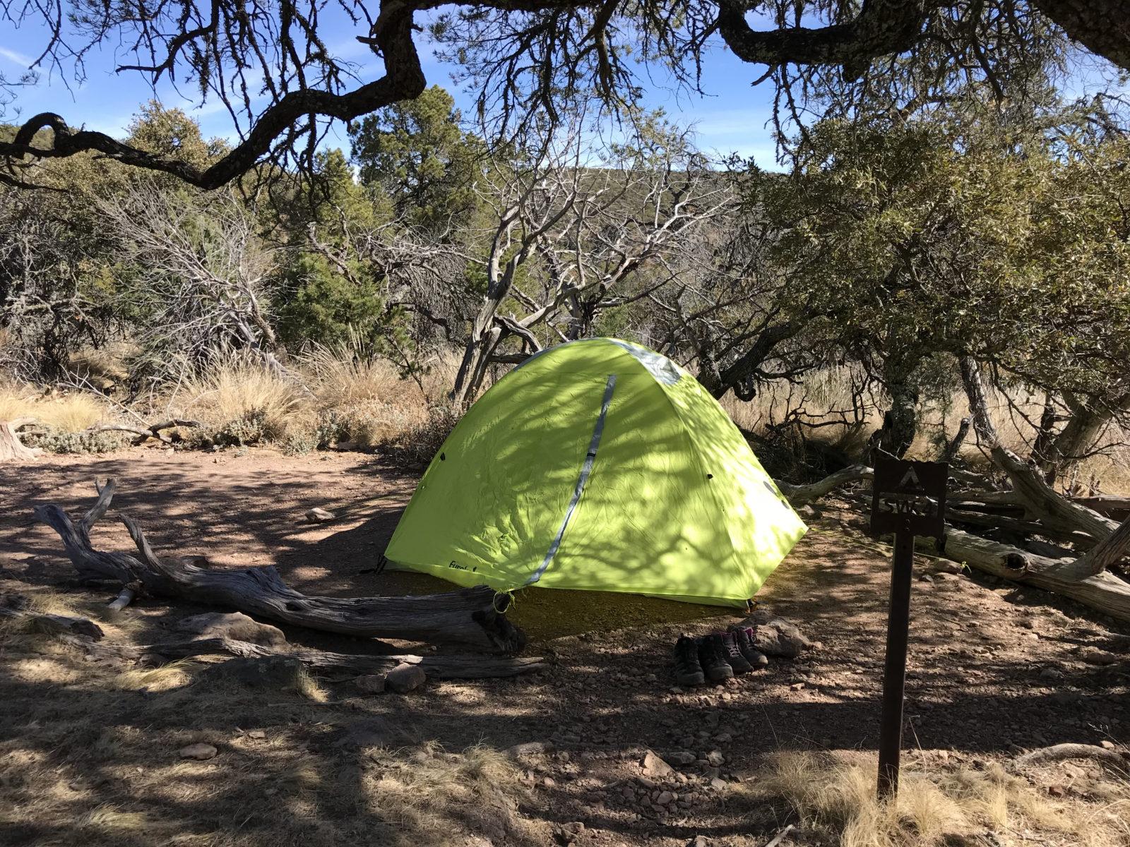 South Rim Campsite SW4