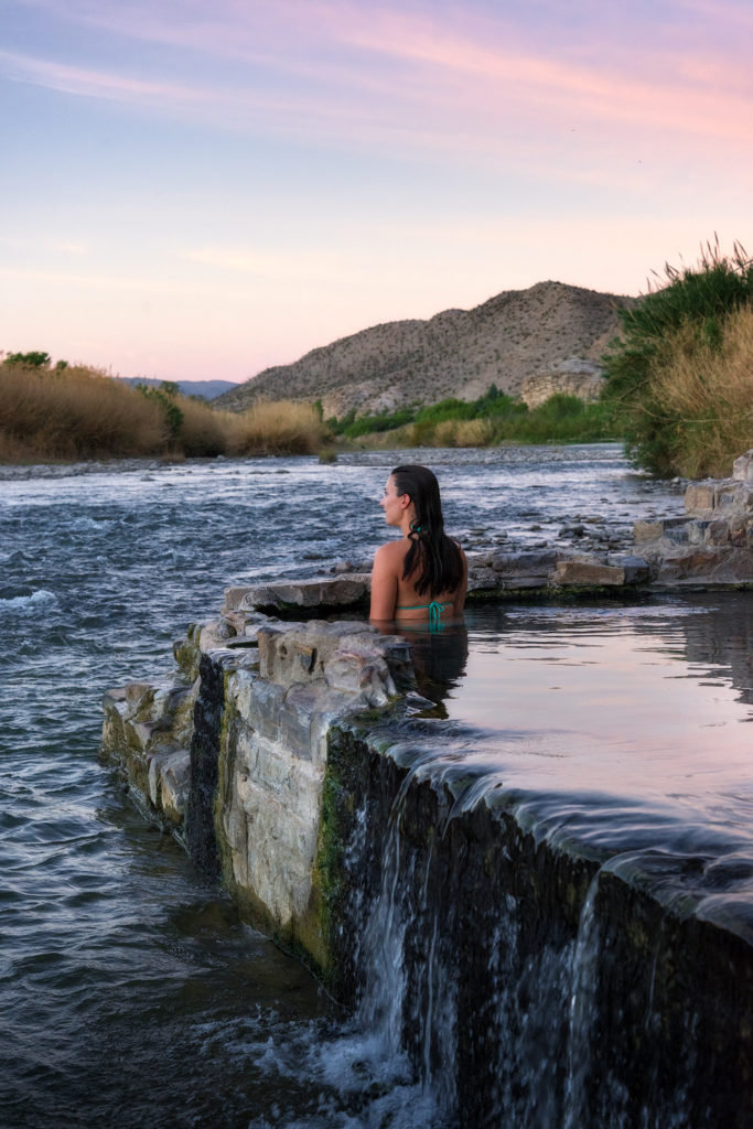 Big Bend Hot Springs