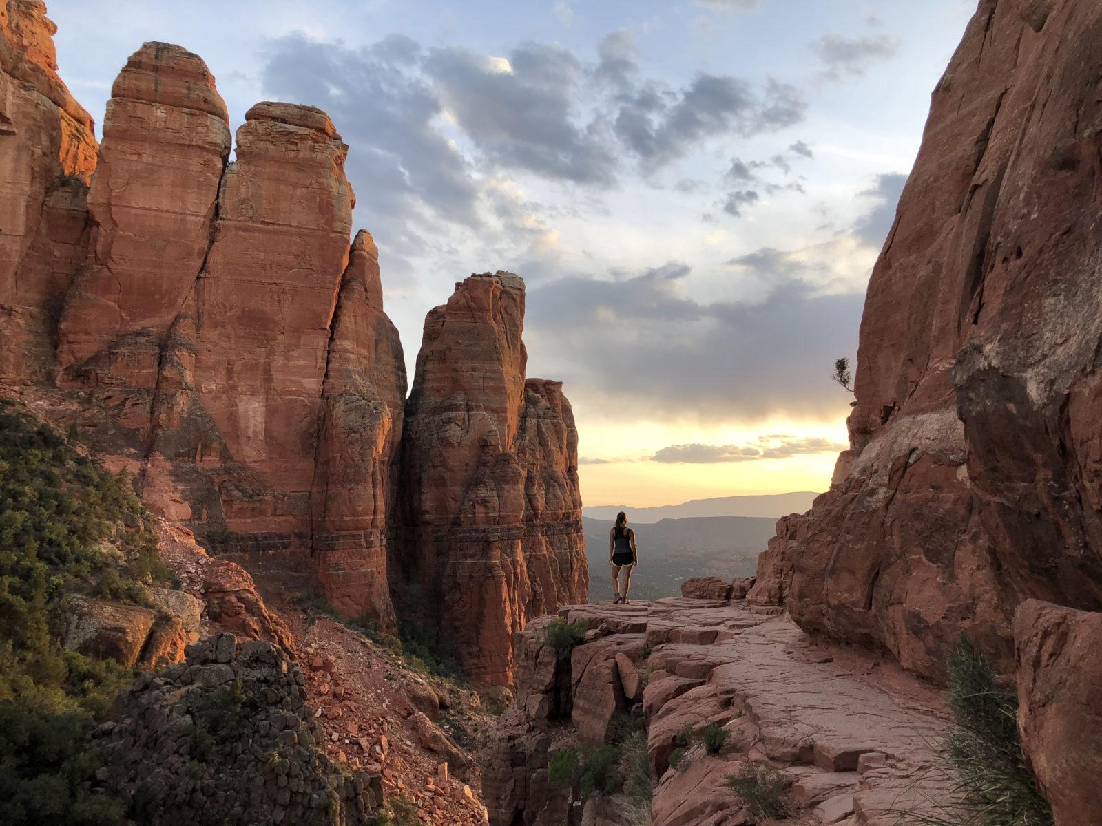 Arizona: Sedona & Hiking to Cathedral Rock