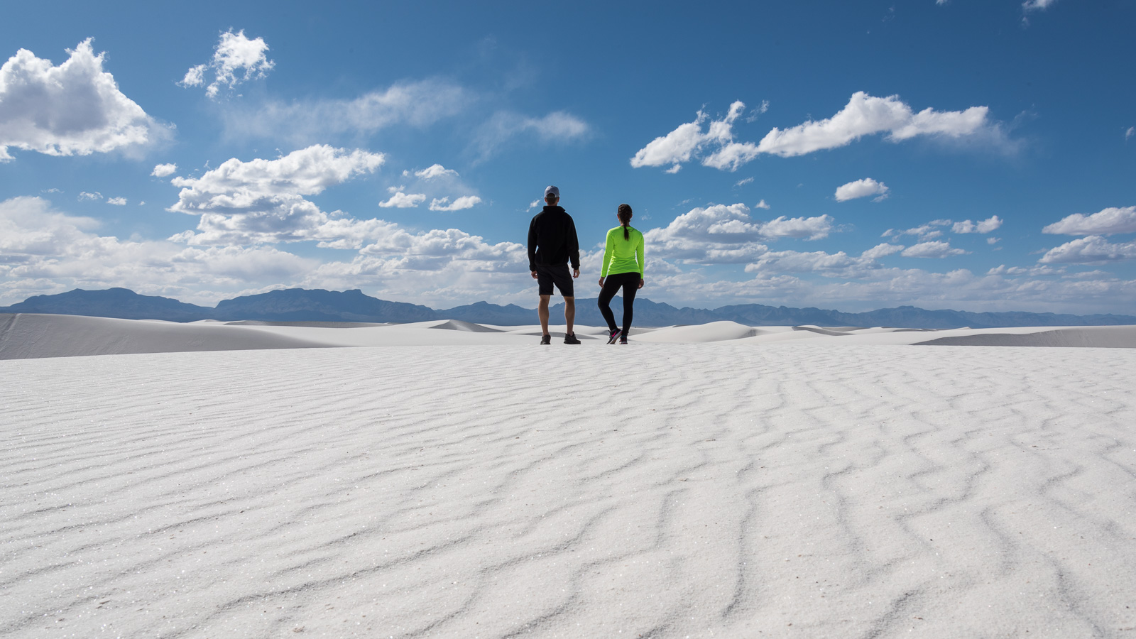 New Mexico: White Sands National Monument & Camping in the Dunes