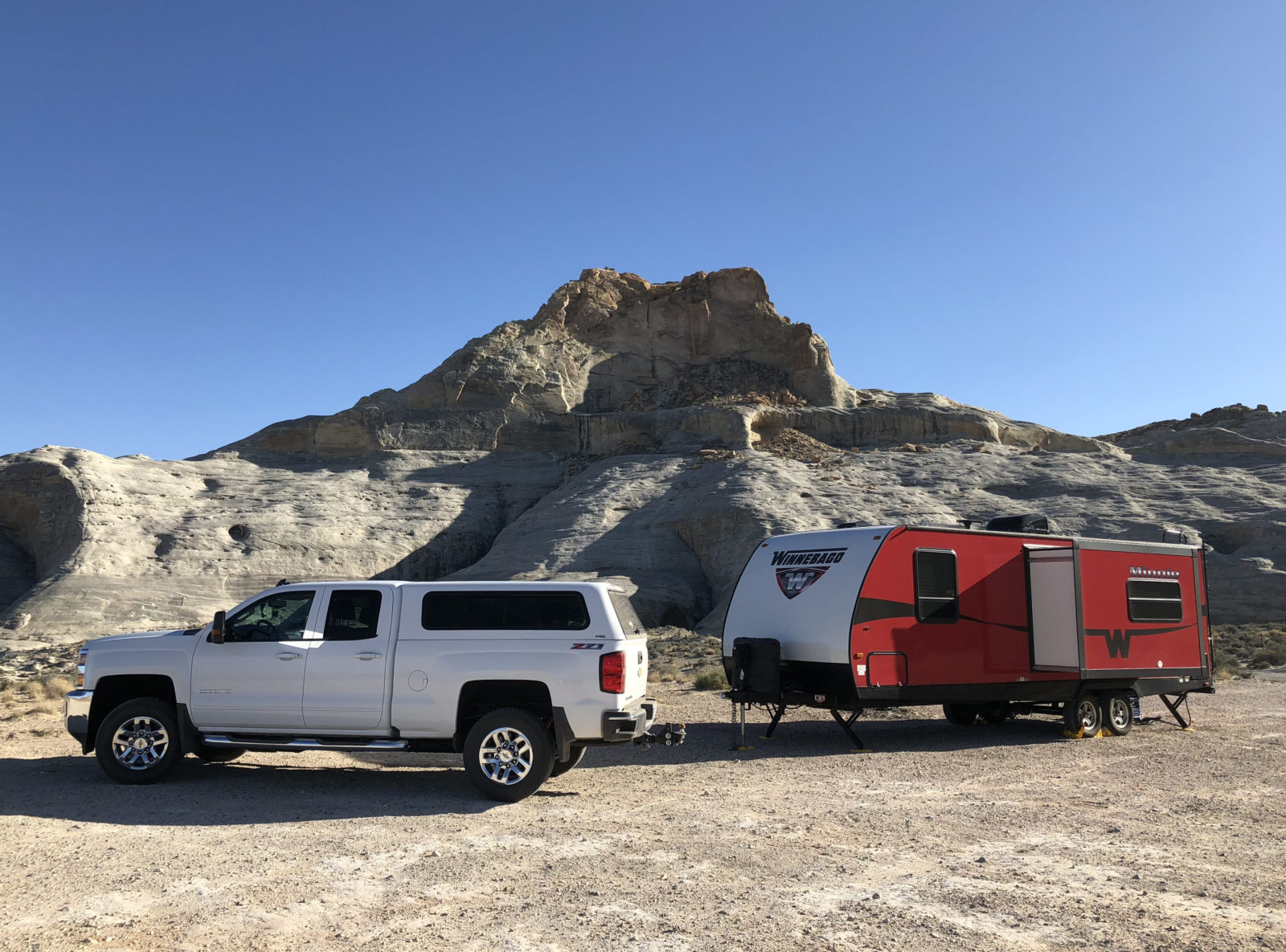 Glen Canyon Corral Campsite